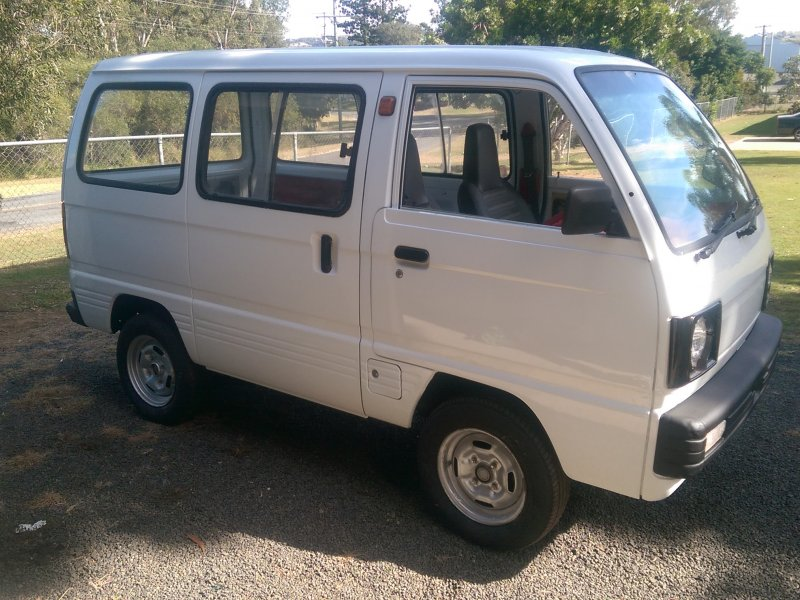 Suzuki Carry For Sale Qld