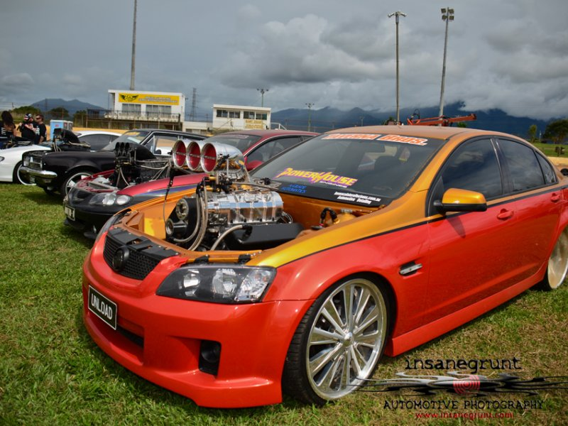 4x4 Cars For Sale Cairns Cairns Nq Pro Burnouts 5 August 3rd 2013 Insanegrunt 2003 Toyota