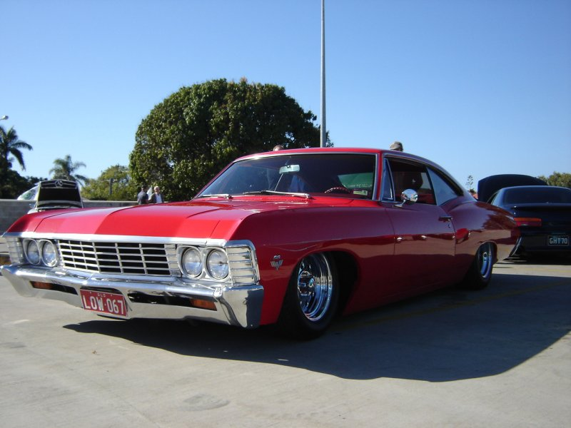 Bay Area Car Show Events