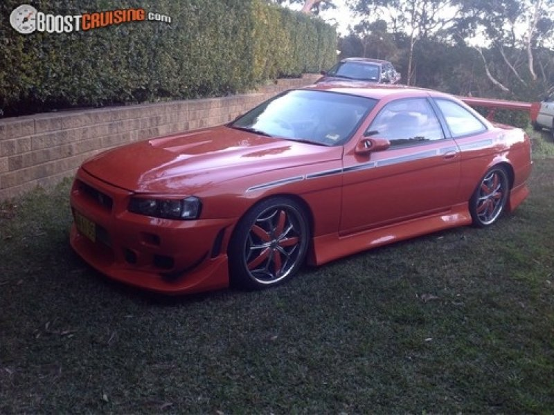 1994 Toyota Soarer Jzz30 Turbo Gt T Skyline Boostcruising