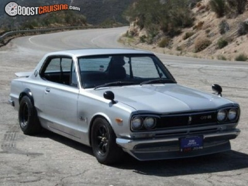 Slight Obsession With The 70s Skyline 2000gt Boostcruising