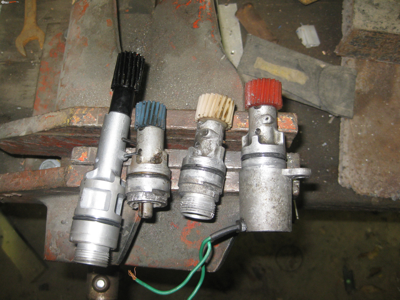nissan figaro manual gearbox conversion