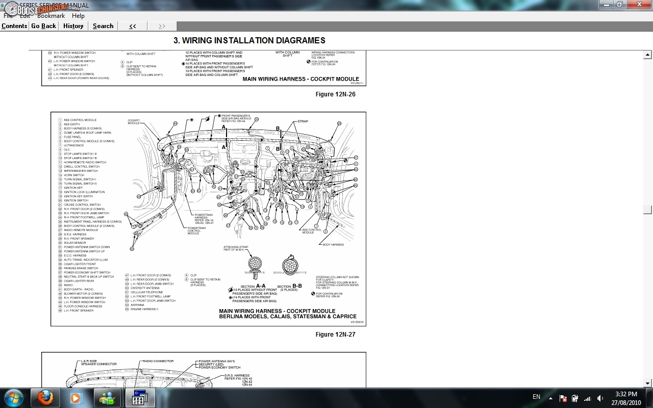 Vs Berlina Stereo Wiring Diagram Books Of Commodore Harness Boostcruising