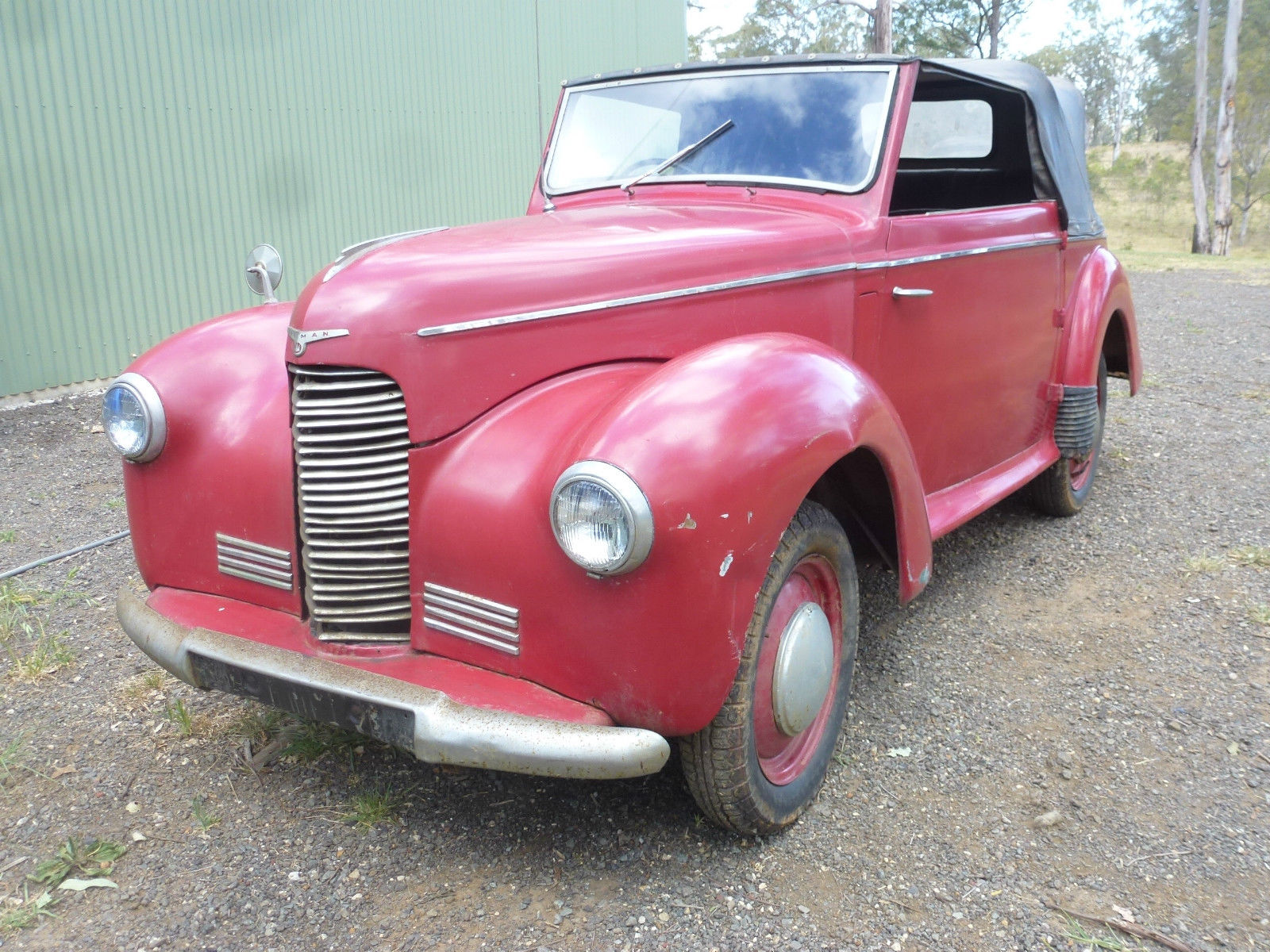 Could Some One Photoshop My 1948 Hillman Minx Coupe? Please? - BoostCruising