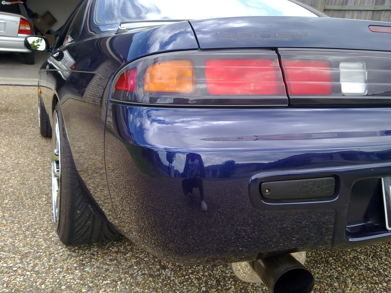 S14 wheel fitment boostcruising only photo i could find on my comp cos im at work not the best but sort of indicative publicscrutiny Images