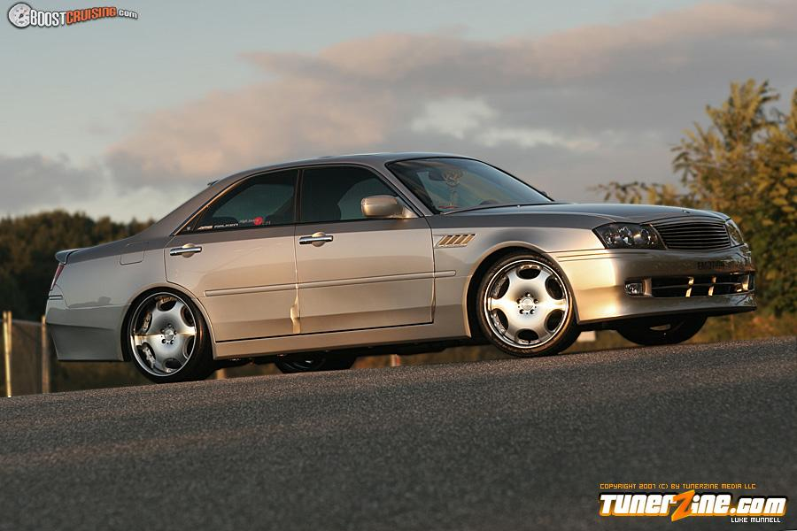 Junction Produce Infiniti M45 Boostcruising