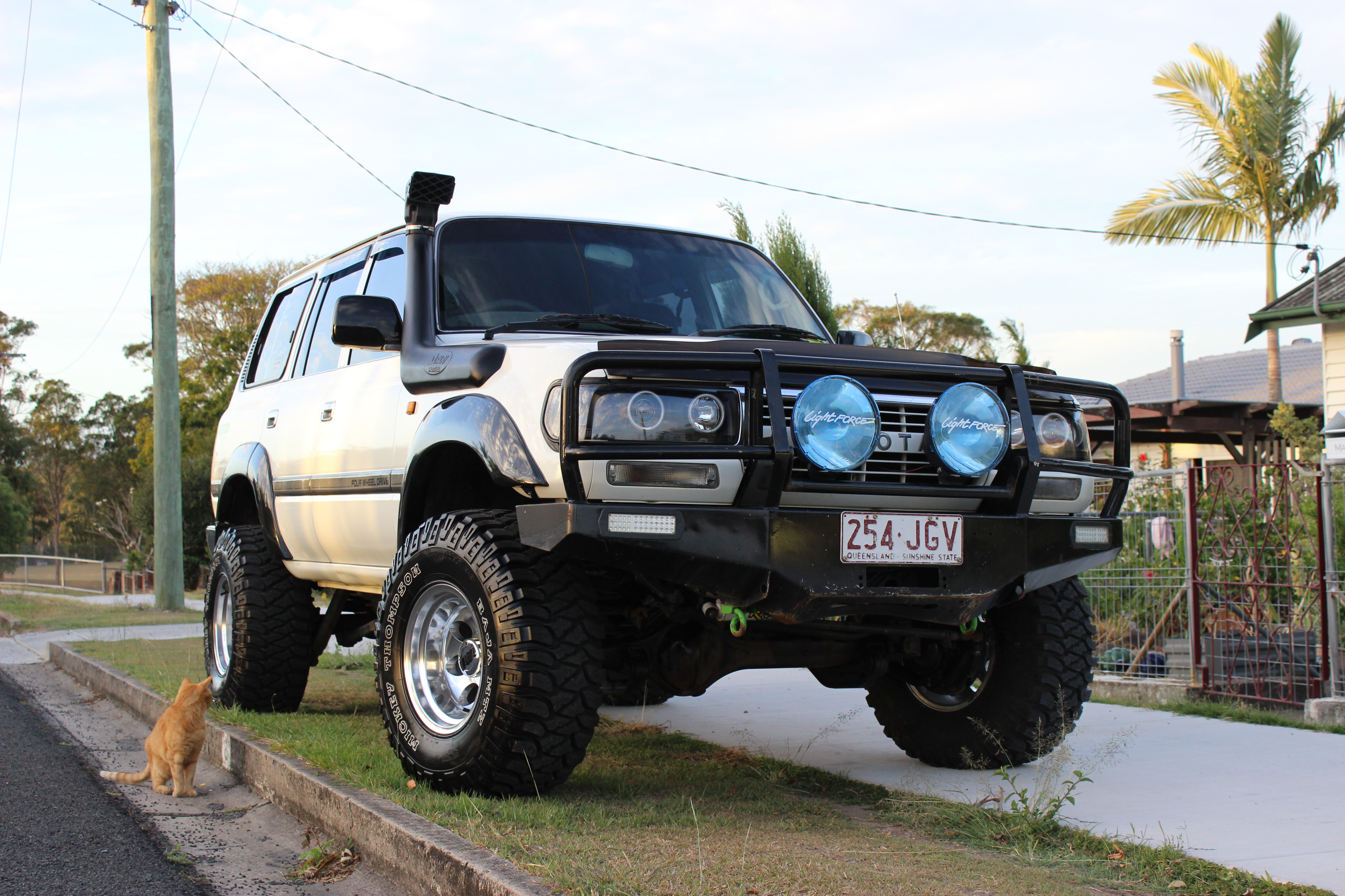 1991 toyota landcruiser gxl 4x4 boostcruising. Black Bedroom Furniture Sets. Home Design Ideas