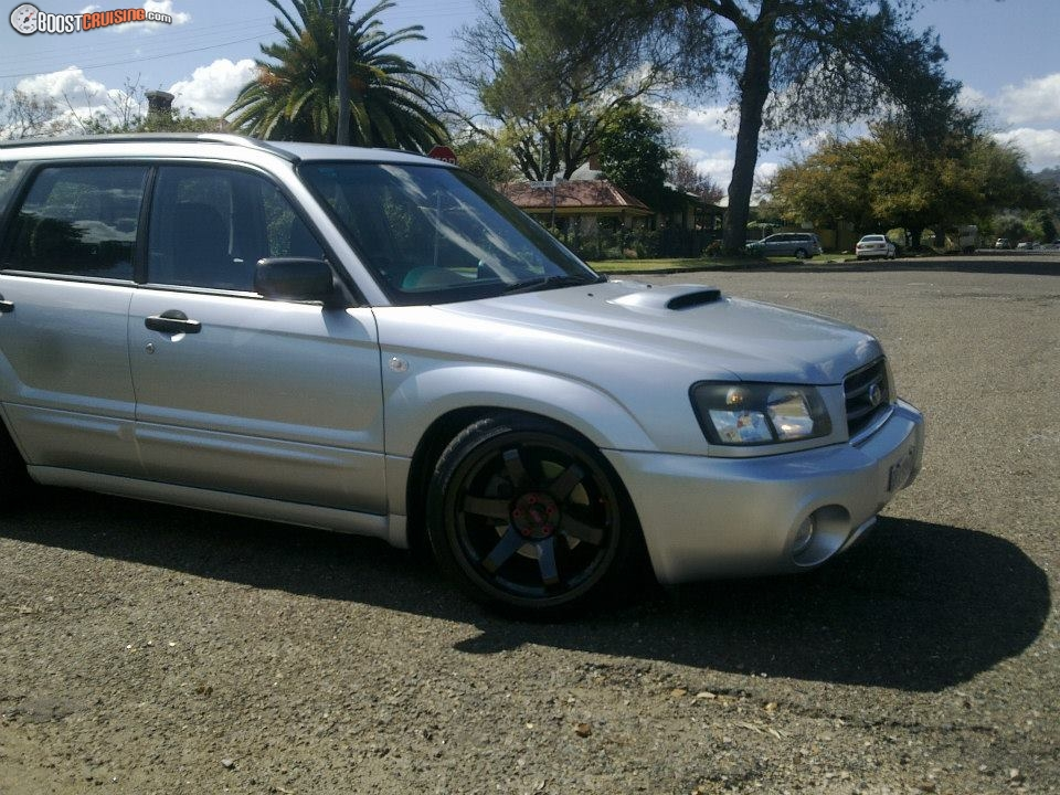 2004 Subaru Forester Xt My04 Boostcruising