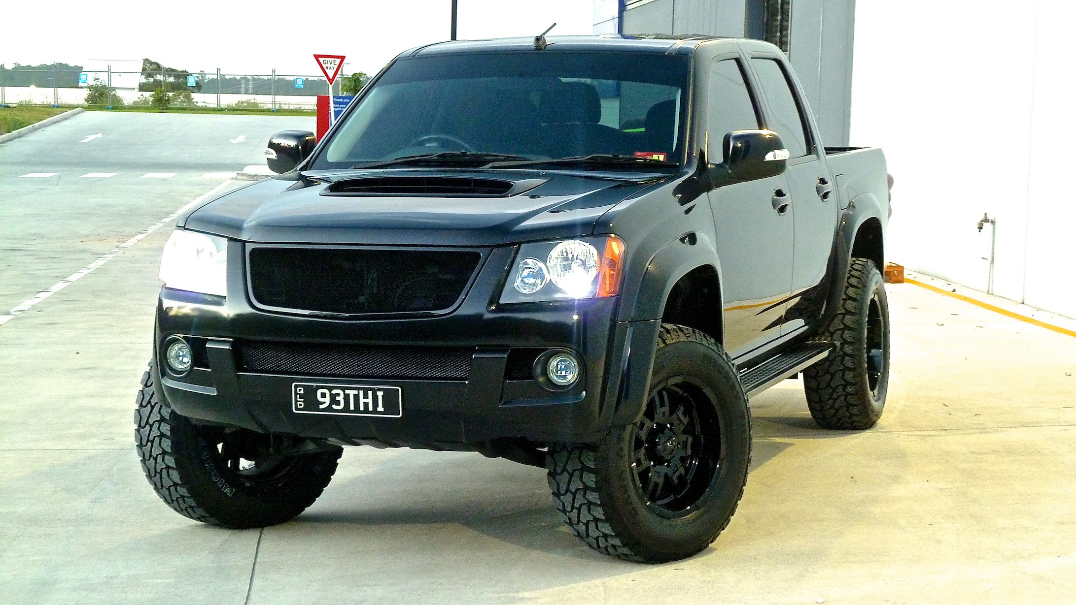 2011 Holden Colorado Lt R 4x4 Rc My11 Boostcruising