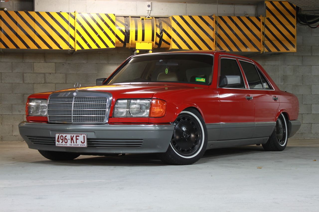 1988 mercedes 300se slammed boostcruising for 1988 mercedes benz 300se