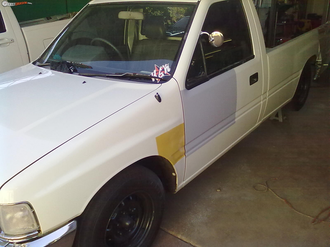 1995 Holden Rodeo Rodeo Dlx Boostcruising
