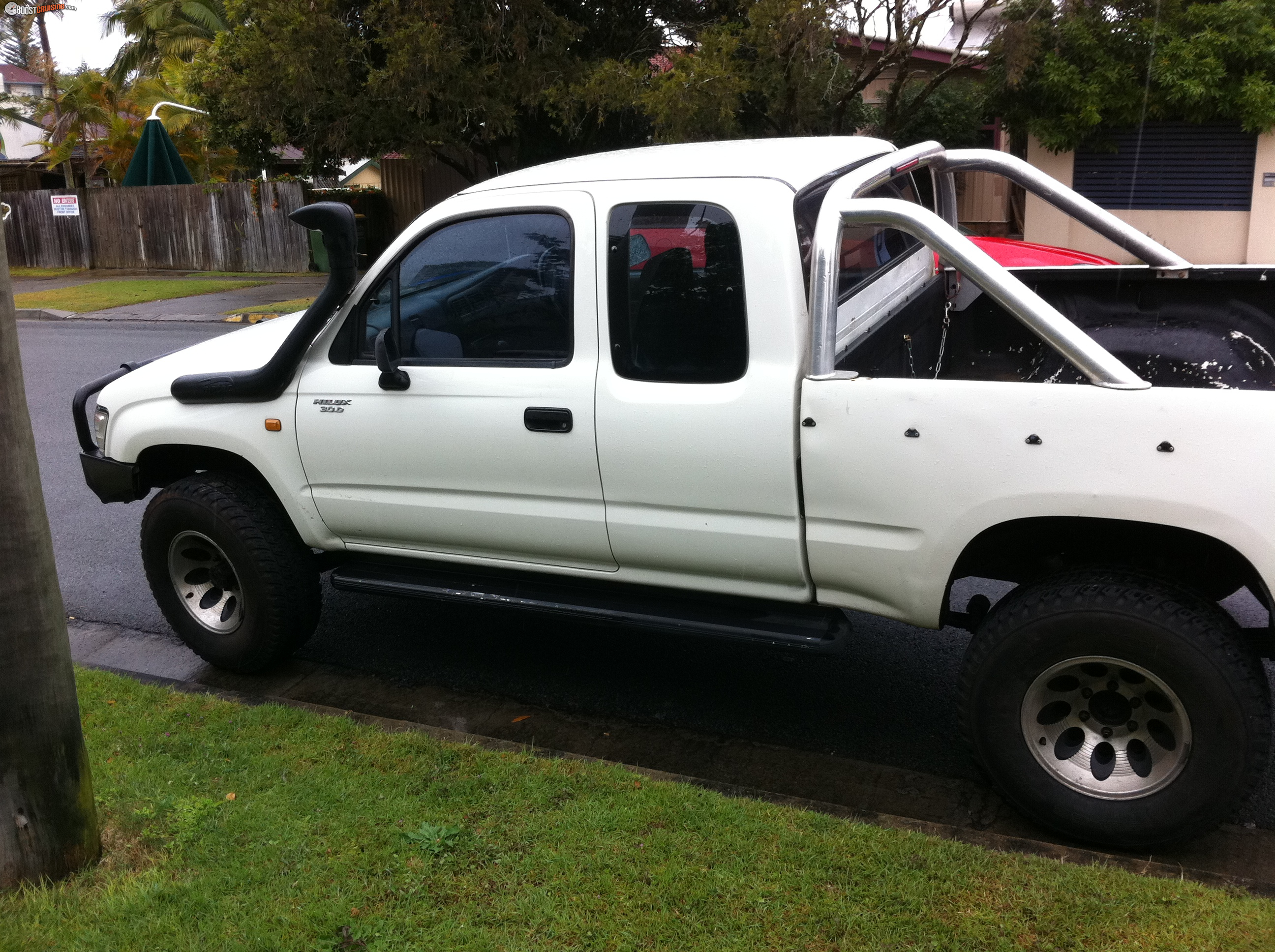 1998 toyota hilux xtra cab 4x4 boostcruising. Black Bedroom Furniture Sets. Home Design Ideas