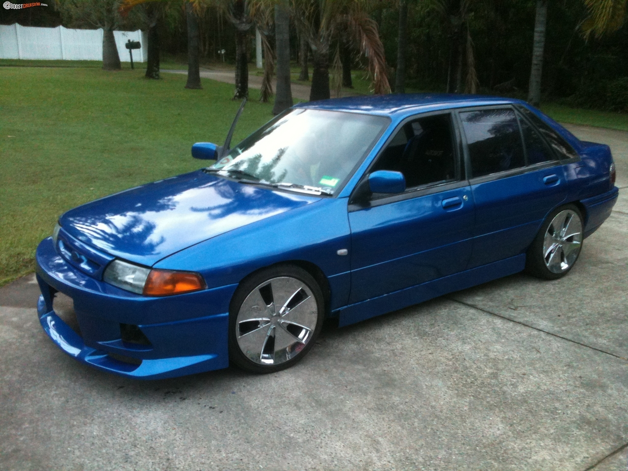Ford 4x >> 1994 Ford Laser Kh S - BoostCruising