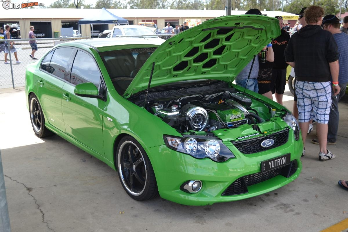 2008 Ford Falcon Fg Xr6t Boostcruising
