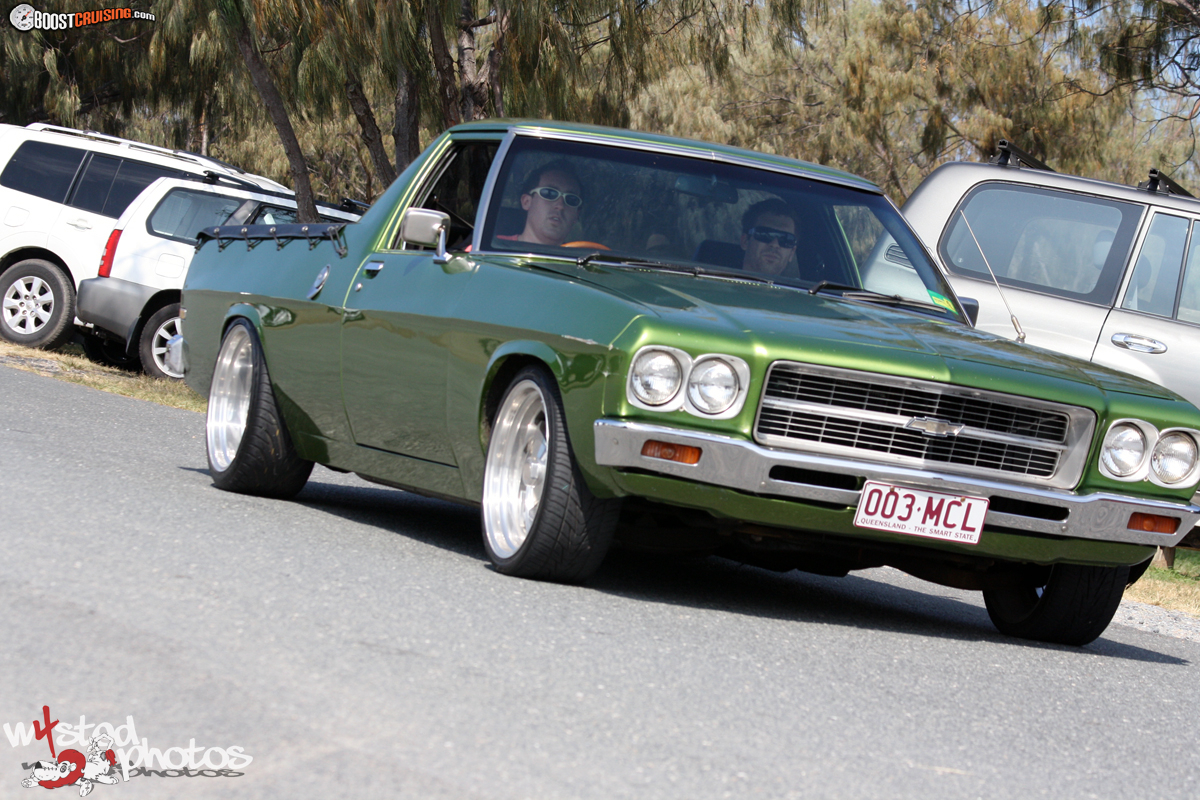 1974 Holden Kingswood Hq Boostcruising