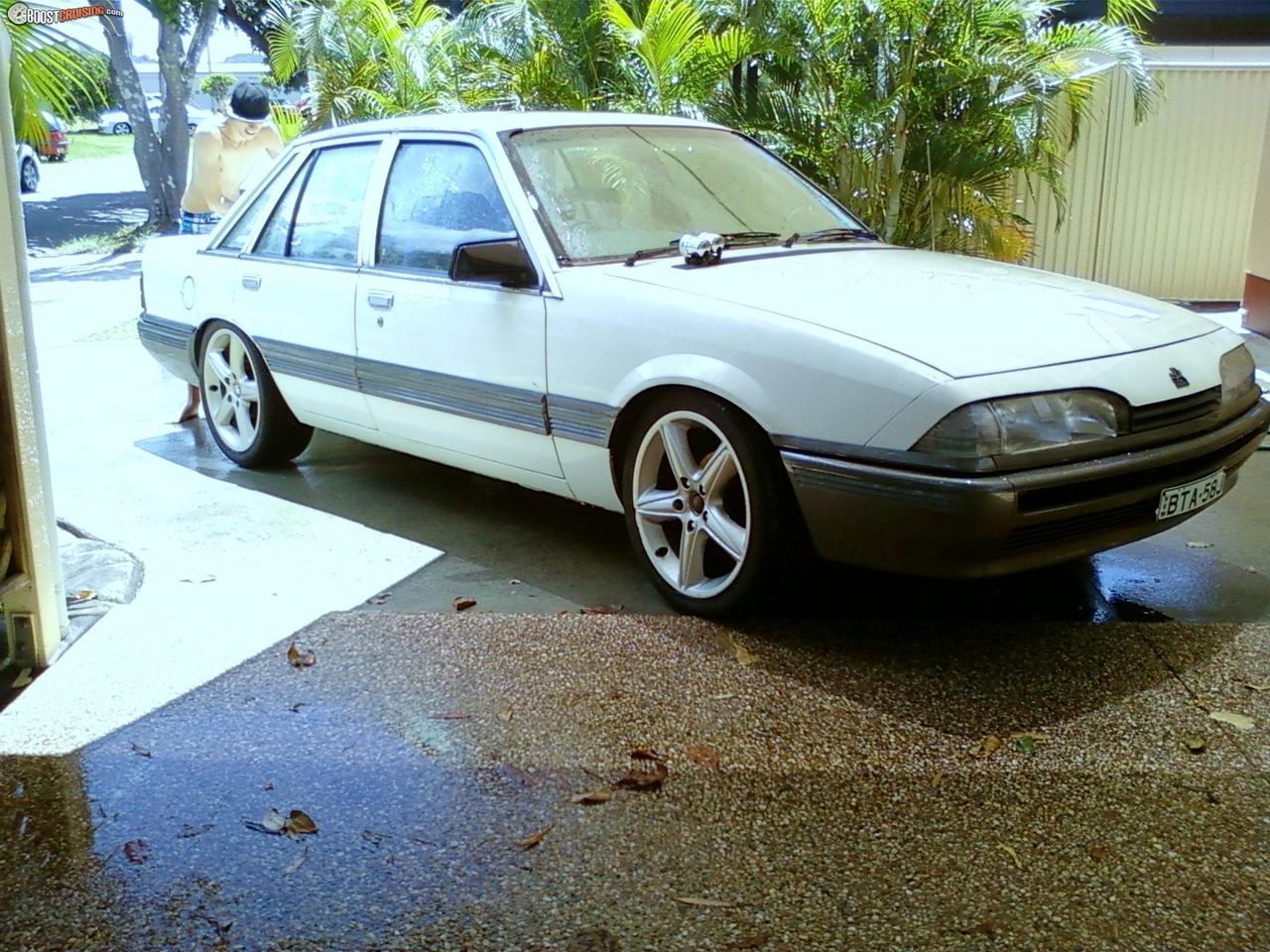 1986 Holden Commodore Vl Sl Boostcruising
