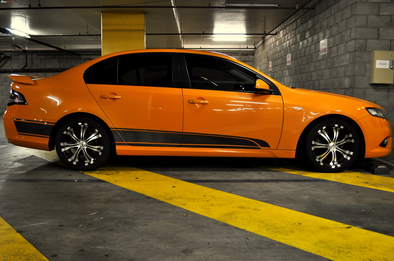 2008 ford falcon xr6 turbo boostcruising. Black Bedroom Furniture Sets. Home Design Ideas