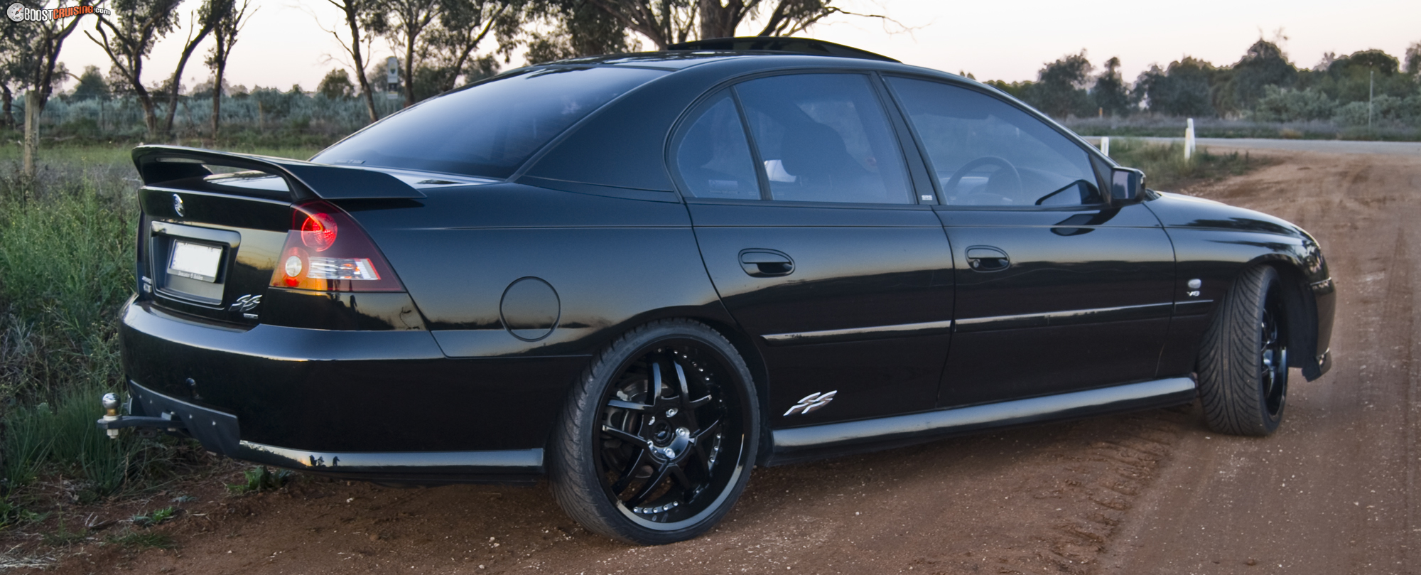 2004 Holden Commodore Vy Ss Series 2 6spd Boostcruising