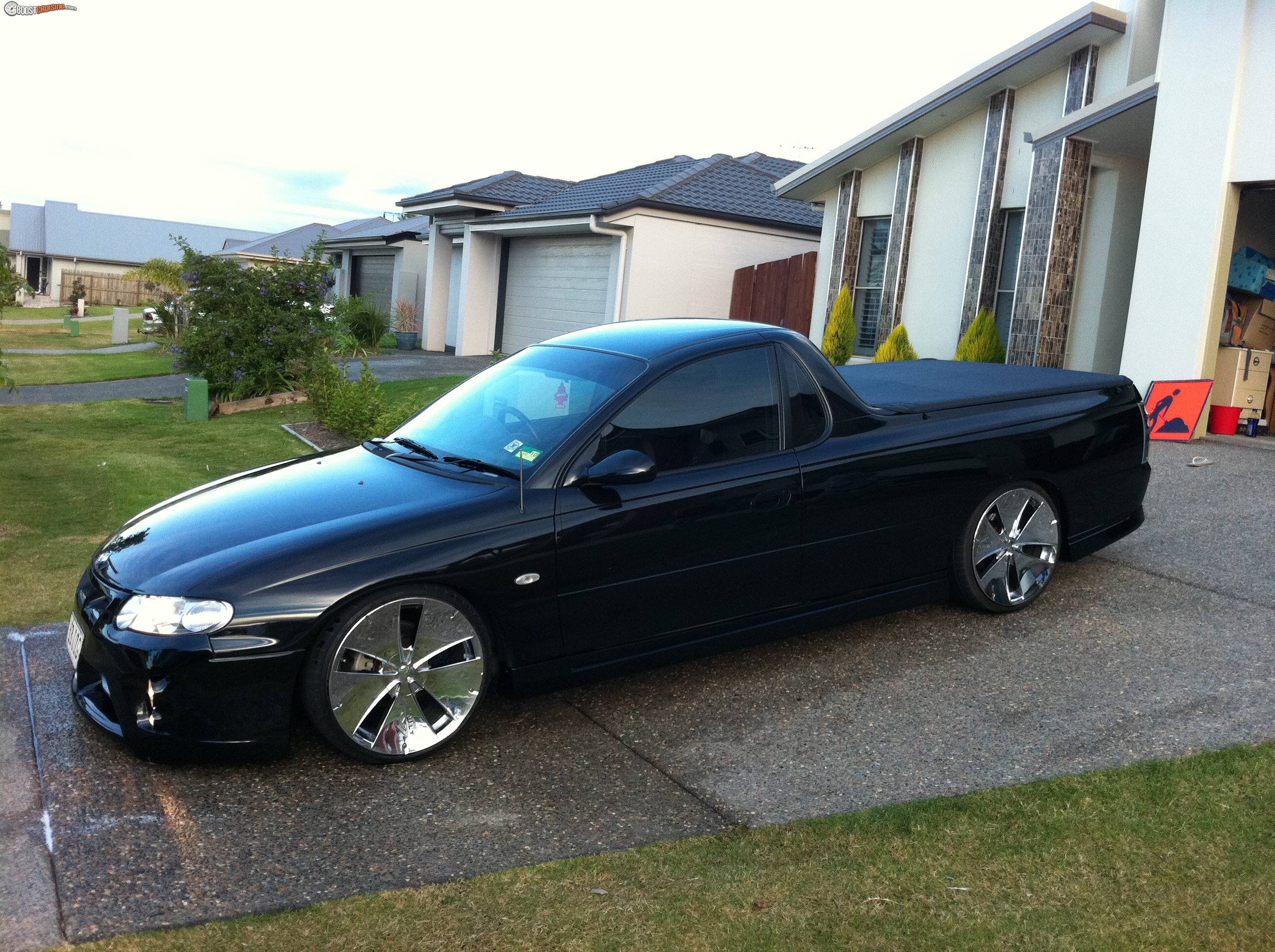 2002 Holden Ute Vu Series Ii Spack Boostcruising