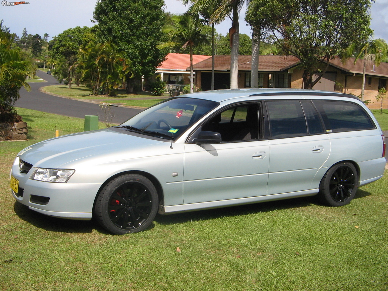 2006 Holden Commodore Vz Boostcruising